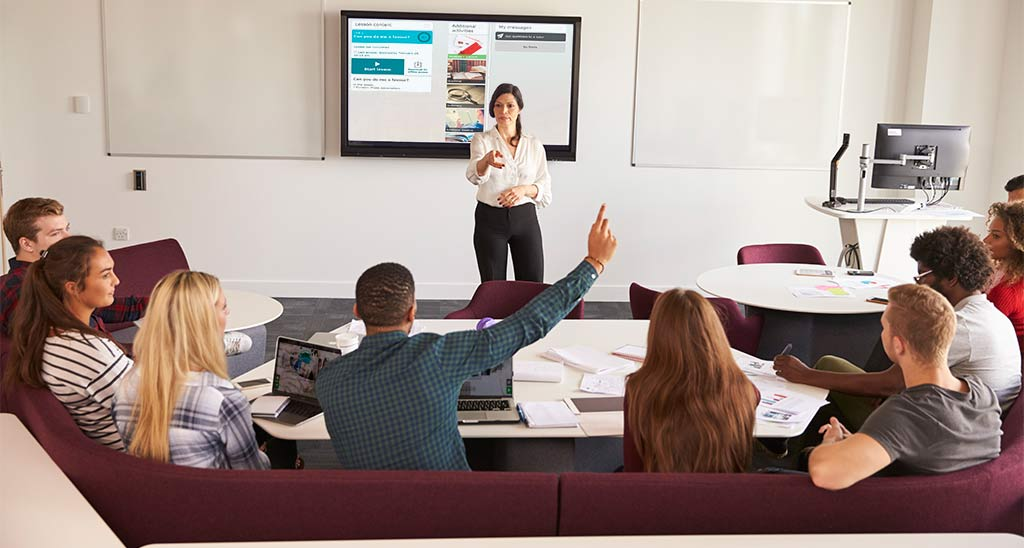 Classroom Companion: classroom training and e-learning team