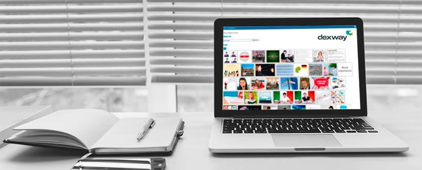 Dexway Authoring Tool: Análisis del editor especializado en cursos de idiomas