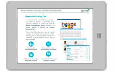 Distíngase de sus competidores con sus propios cursos Dexway