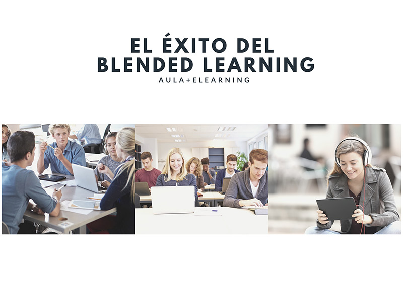 El éxito del blended learning
