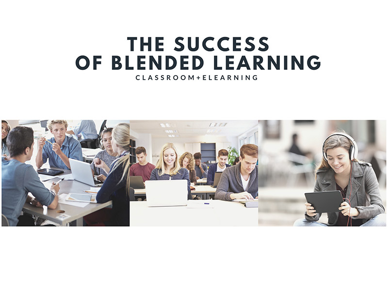 The Success of blended learning (dexway resources)